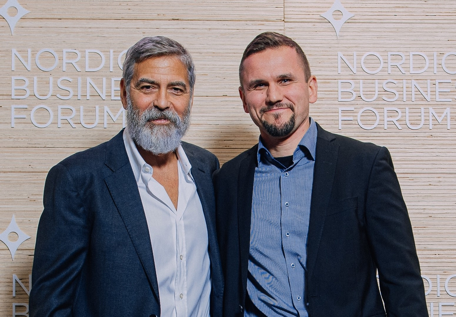 Timo Metsola & George Clooney